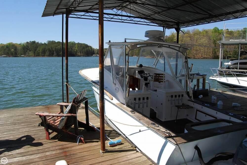 2009 Carolinian Boat Works Carolinian 28 Express - Photo #33