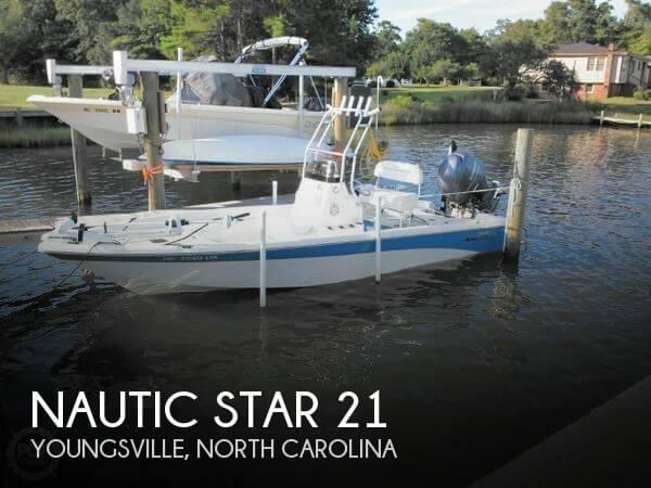 2013 Nautic Star 21 - Photo #1