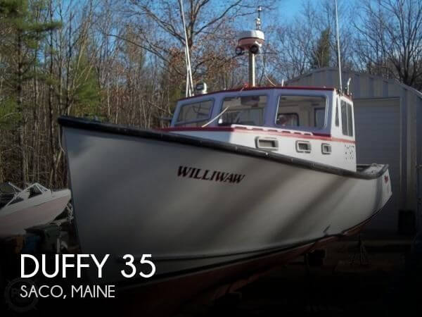 Used DUFFY Boats For Sale by owner | 1986 Duffy 35