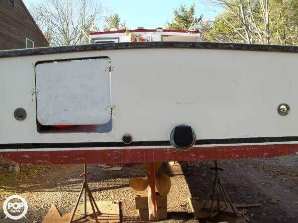 1986 Duffy Electric Boat boat for sale, model of the boat is 35 & Image # 2 of 40