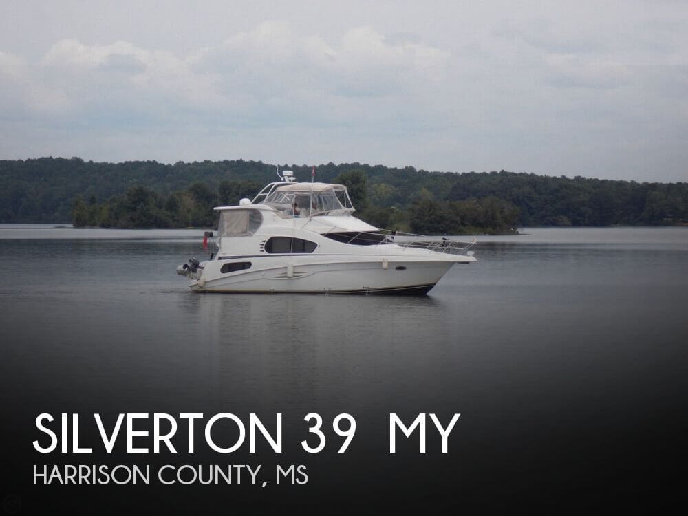 Used Boats For Sale in Mobile, Alabama by owner | 2007 Silverton 39 MY