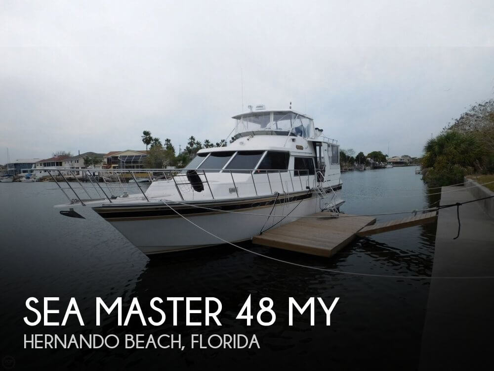 1990 Sea Master 48 MY - Photo #1