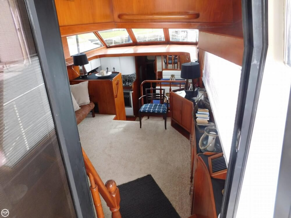1990 Sea Master 48 MY - Photo #2