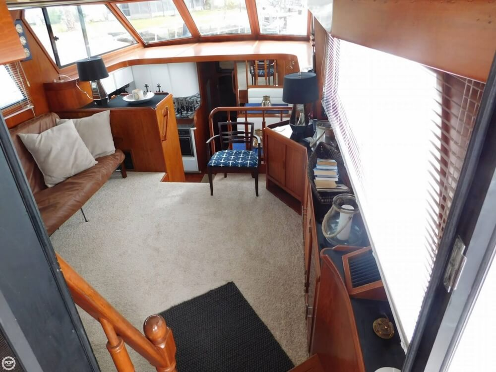 1990 Sea Master 48 MY - Photo #39