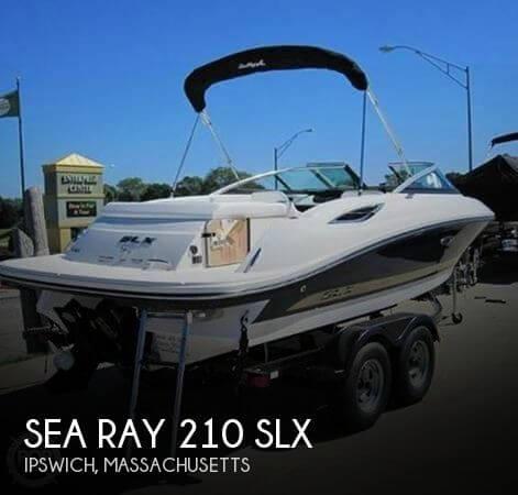 2012 Sea Ray 210 SLX - Photo #1