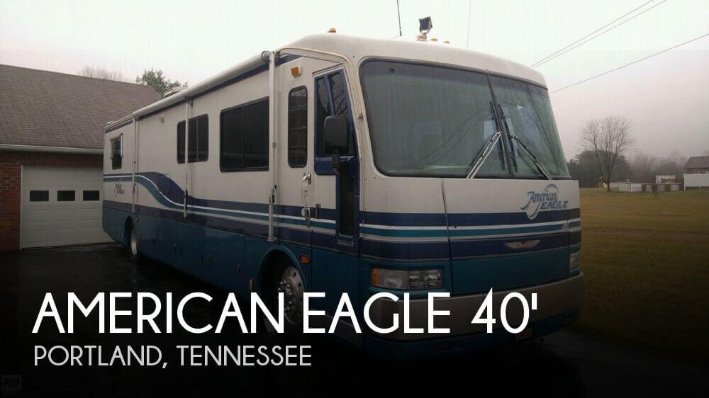 Canceled American Eagle M 40vf Rv In Portland Tn 100541
