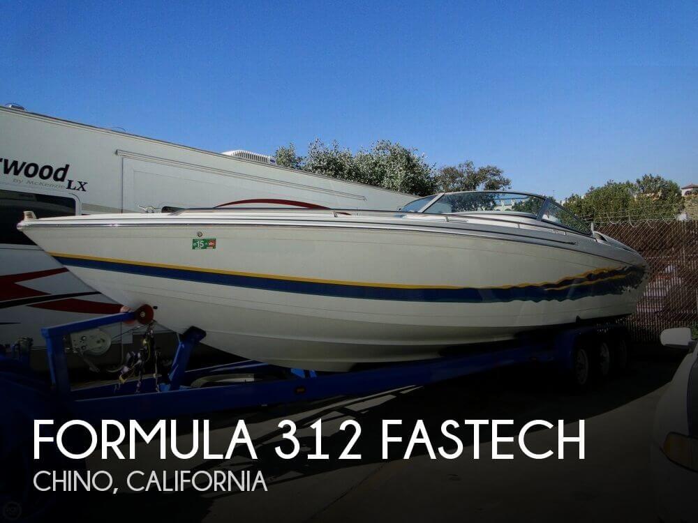 1999 Formula 312 Fastech - Photo #1
