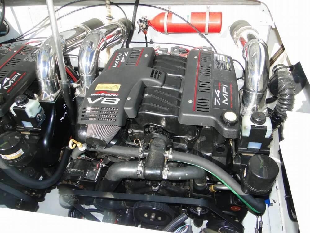 1999 Formula 312 Fastech - Photo #20