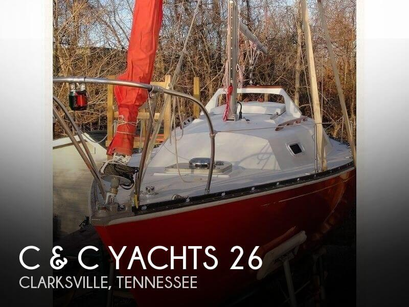 1978 C & C Yachts 26 - Photo #1