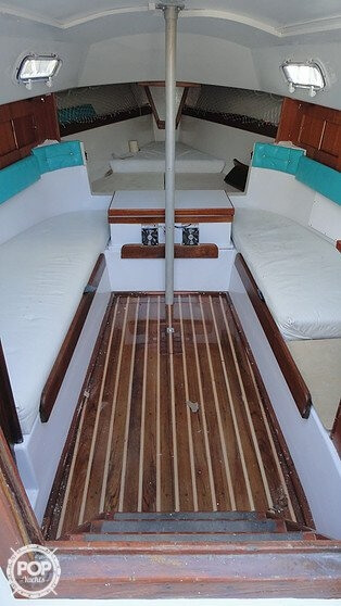 1978 C & C Yachts 26 - Photo #20