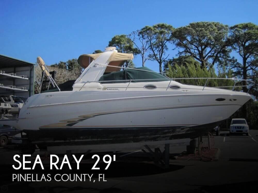 1999 Sea Ray 290 Sundancer - Photo #1