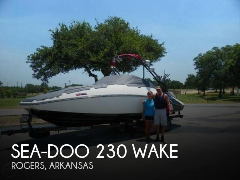 2012 Sea-Doo 230 Wake - Photo #1
