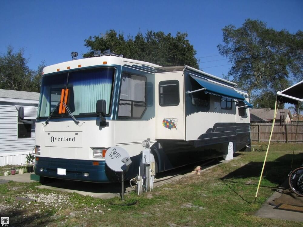 1997 Overland M4143 For Sale