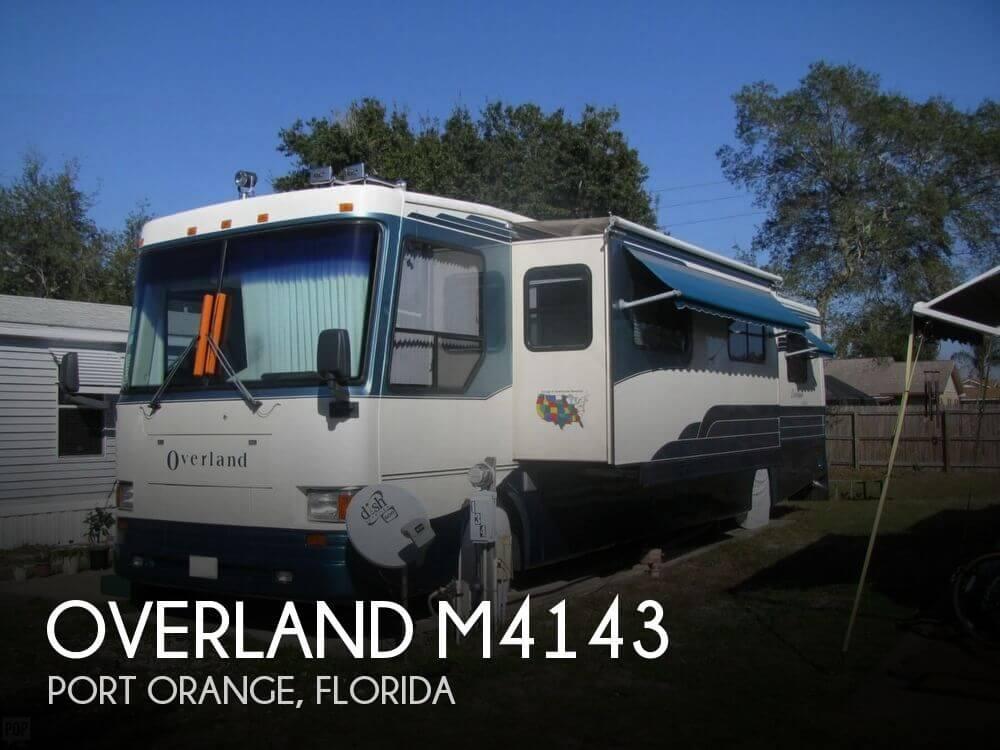 Canceled Overland M4143 Rv In Port Orange Fl 100638