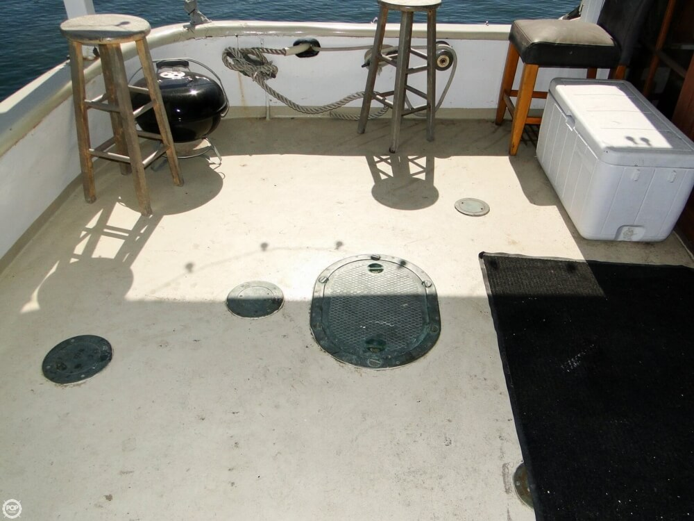 1930 Alaskan boat for sale, model of the boat is 51 Trawler & Image # 5 of 40