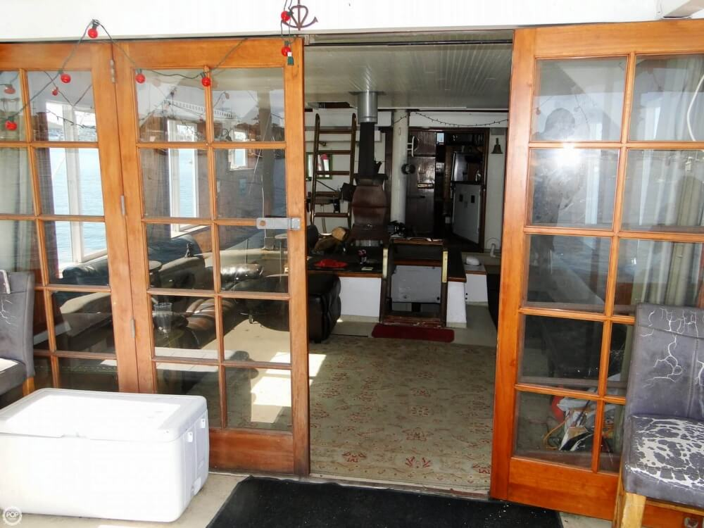 1930 Alaskan boat for sale, model of the boat is 51 Trawler & Image # 6 of 40