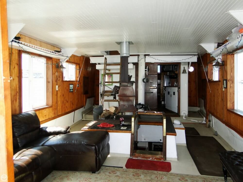 1930 Alaskan boat for sale, model of the boat is 51 Trawler & Image # 7 of 40