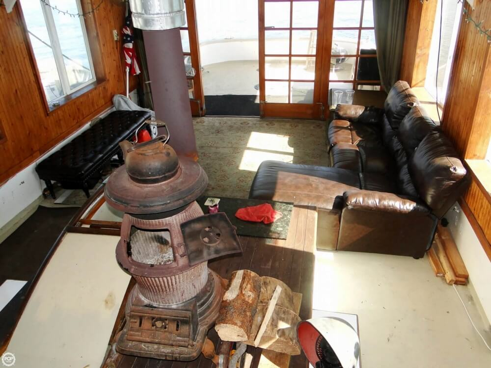 1930 Alaskan boat for sale, model of the boat is 51 Trawler & Image # 9 of 40