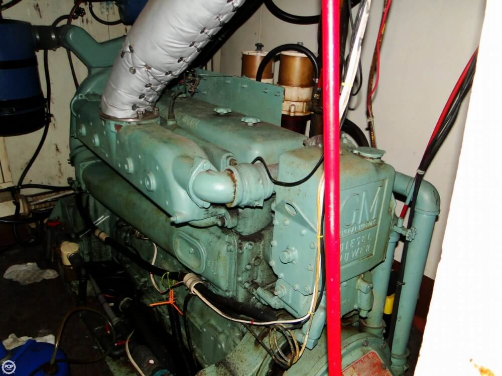 1930 Alaskan boat for sale, model of the boat is 51 Trawler & Image # 13 of 40