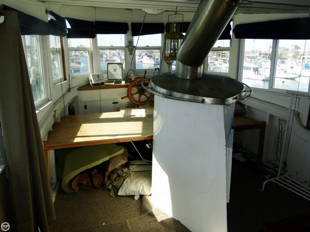 1930 Alaskan boat for sale, model of the boat is 51 Trawler & Image # 17 of 40