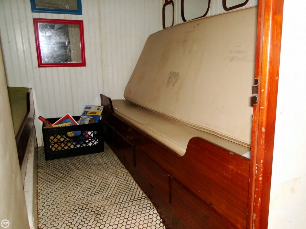 1930 Alaskan boat for sale, model of the boat is 51 Trawler & Image # 19 of 40