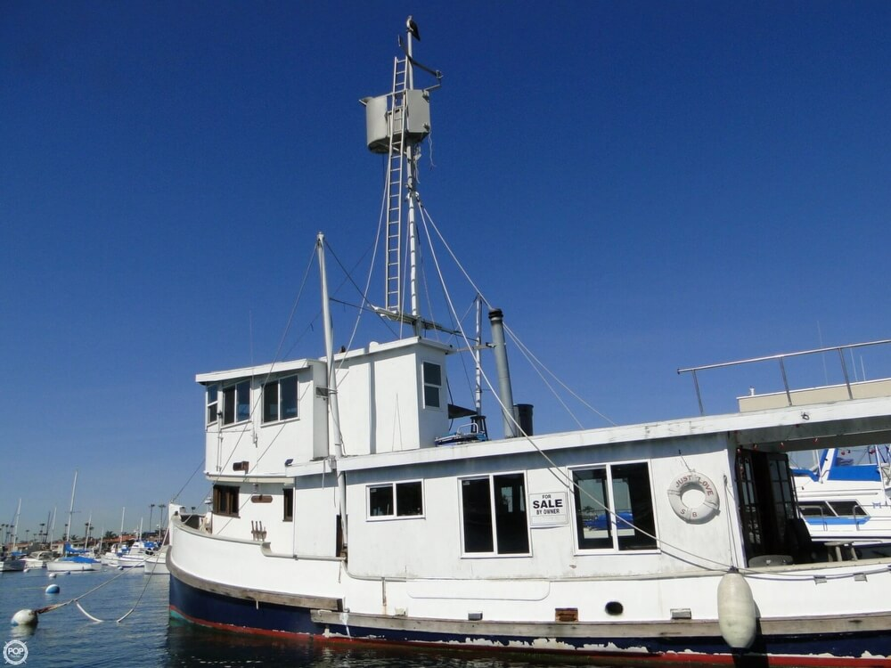 1930 Alaskan boat for sale, model of the boat is 51 Trawler & Image # 31 of 40