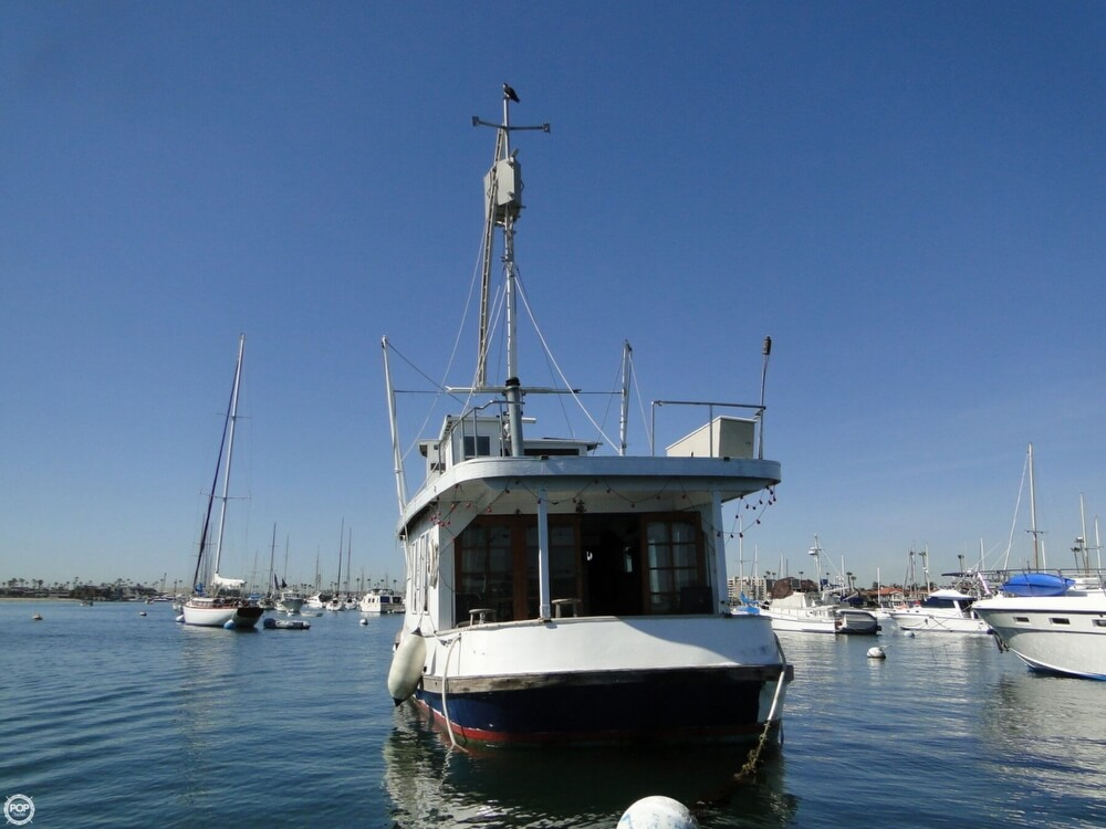1930 Alaskan boat for sale, model of the boat is 51 Trawler & Image # 34 of 40