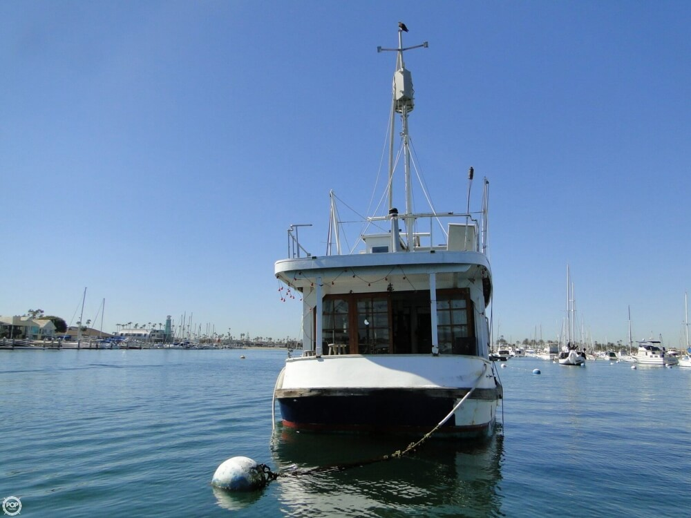 1930 Alaskan boat for sale, model of the boat is 51 Trawler & Image # 35 of 40