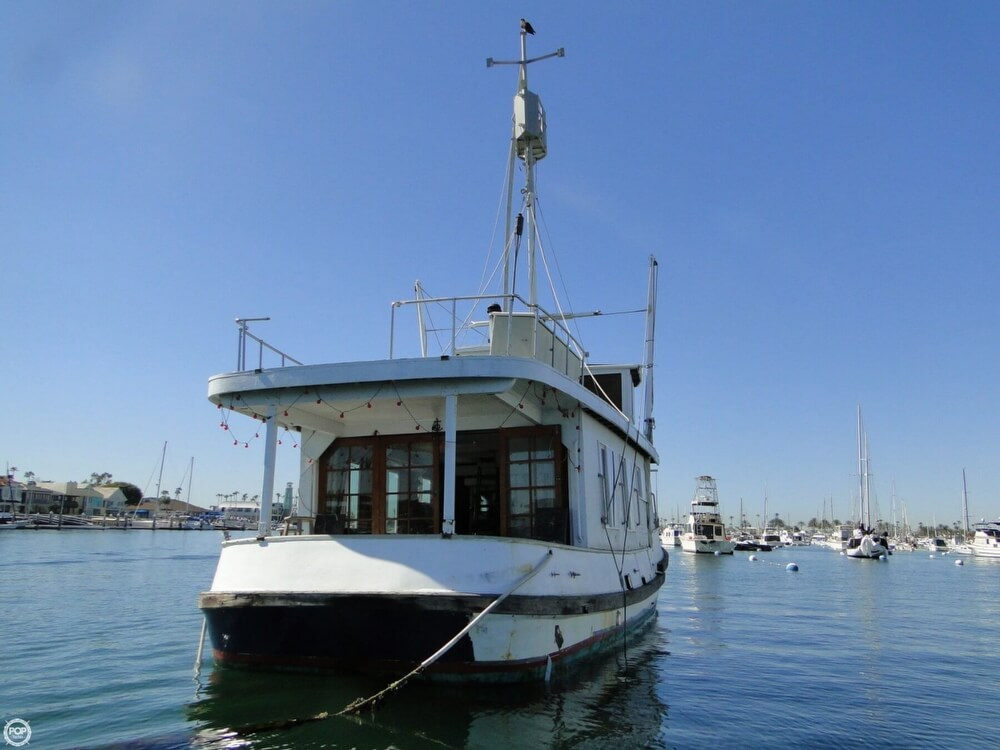 1930 Alaskan boat for sale, model of the boat is 51 Trawler & Image # 36 of 40