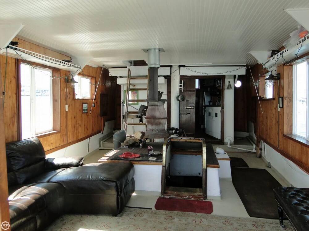 1930 Alaskan boat for sale, model of the boat is 51 Trawler & Image # 39 of 40
