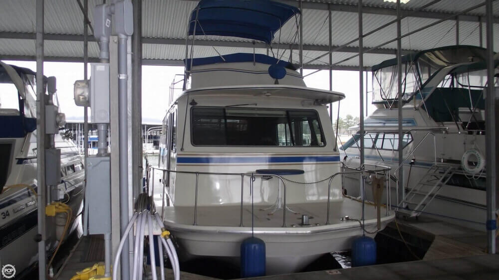 1984 Harbor Master 470 - Photo #18