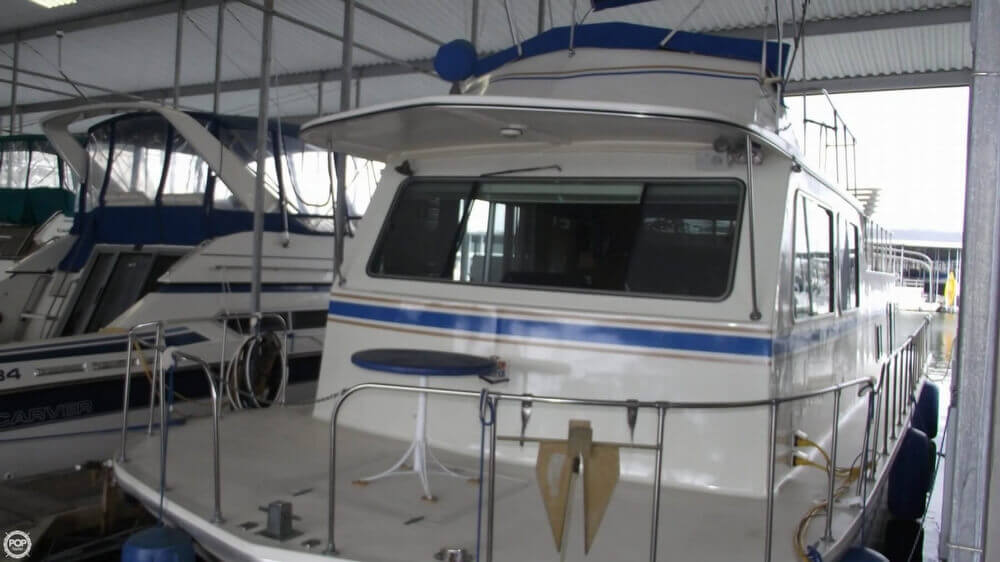 1984 Harbor Master 470 - Photo #21