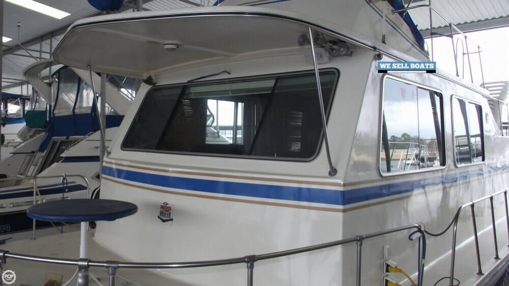 1984 Harbor Master 470 - Photo #25