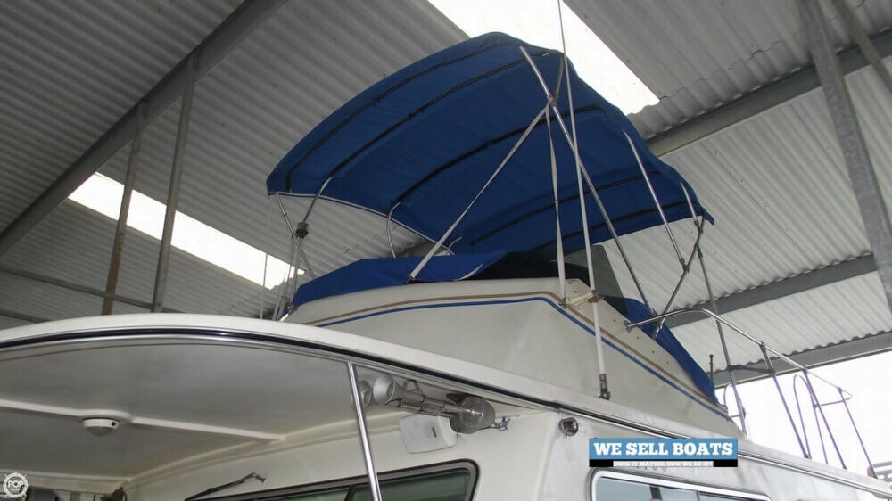 1984 Harbor Master 470 - Photo #27