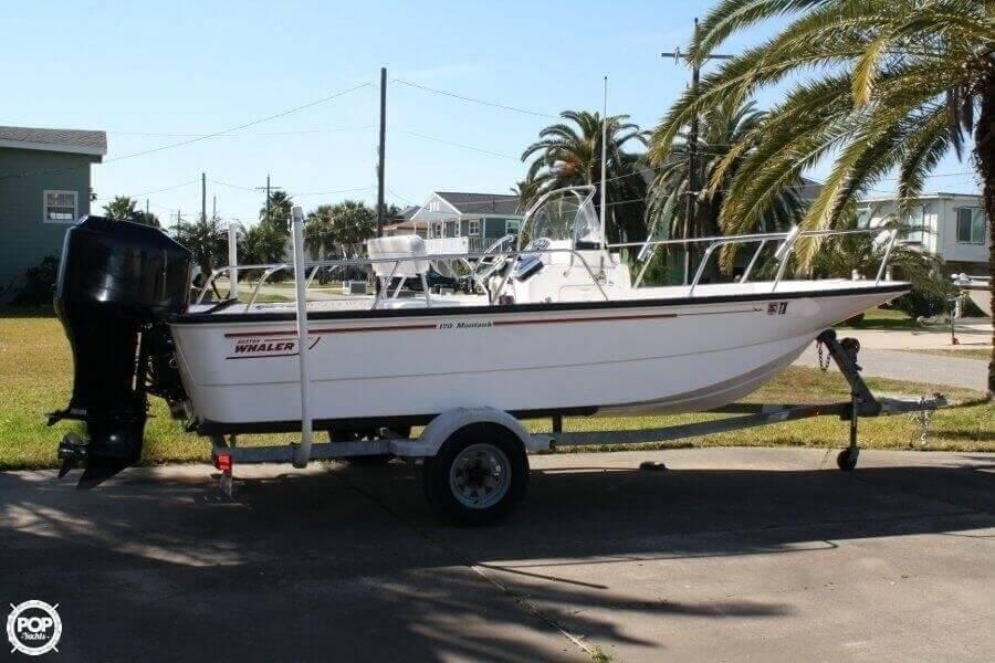 2004 Boston Whaler 170 Montauk - Photo #24