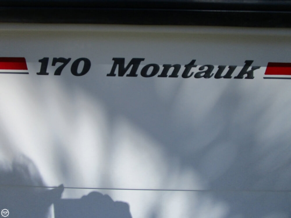 2004 Boston Whaler 170 Montauk - Photo #37