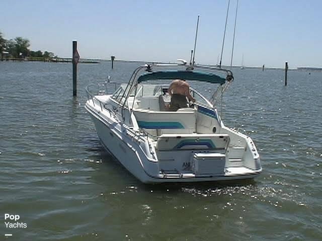 1994 Rinker boat for sale, model of the boat is 280 Fiesta Vee & Image # 2 of 40