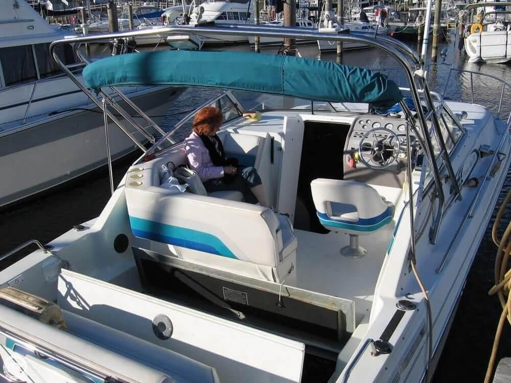 1994 Rinker boat for sale, model of the boat is 280 Fiesta Vee & Image # 9 of 40