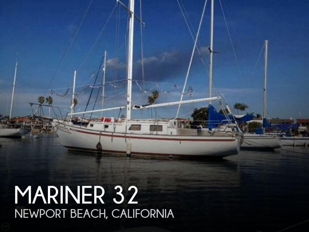 1977 Mariner 32 - Photo #1