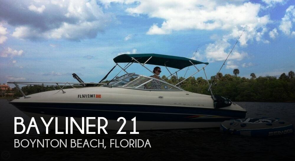 Used Bayliner 21 Boats For Sale by owner | 2005 Bayliner 21