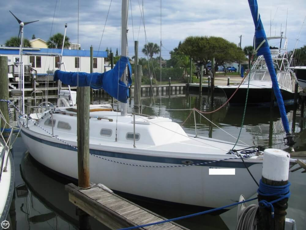 1970 Ericson Yachts 32 MKII - Photo #20