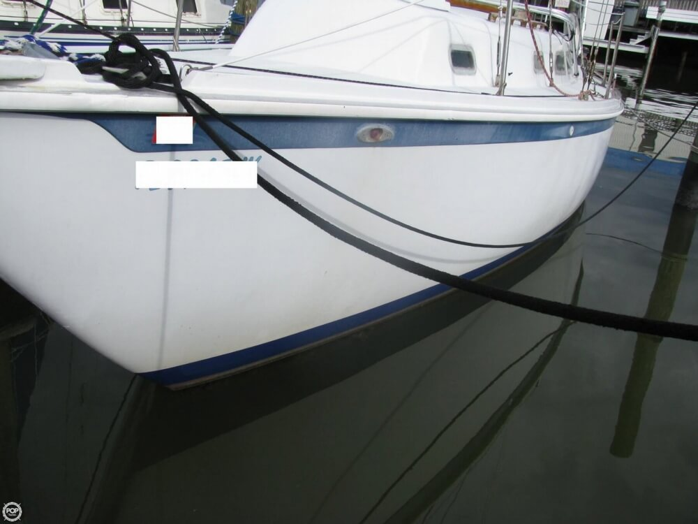 1970 Ericson Yachts 32 MKII - Photo #24