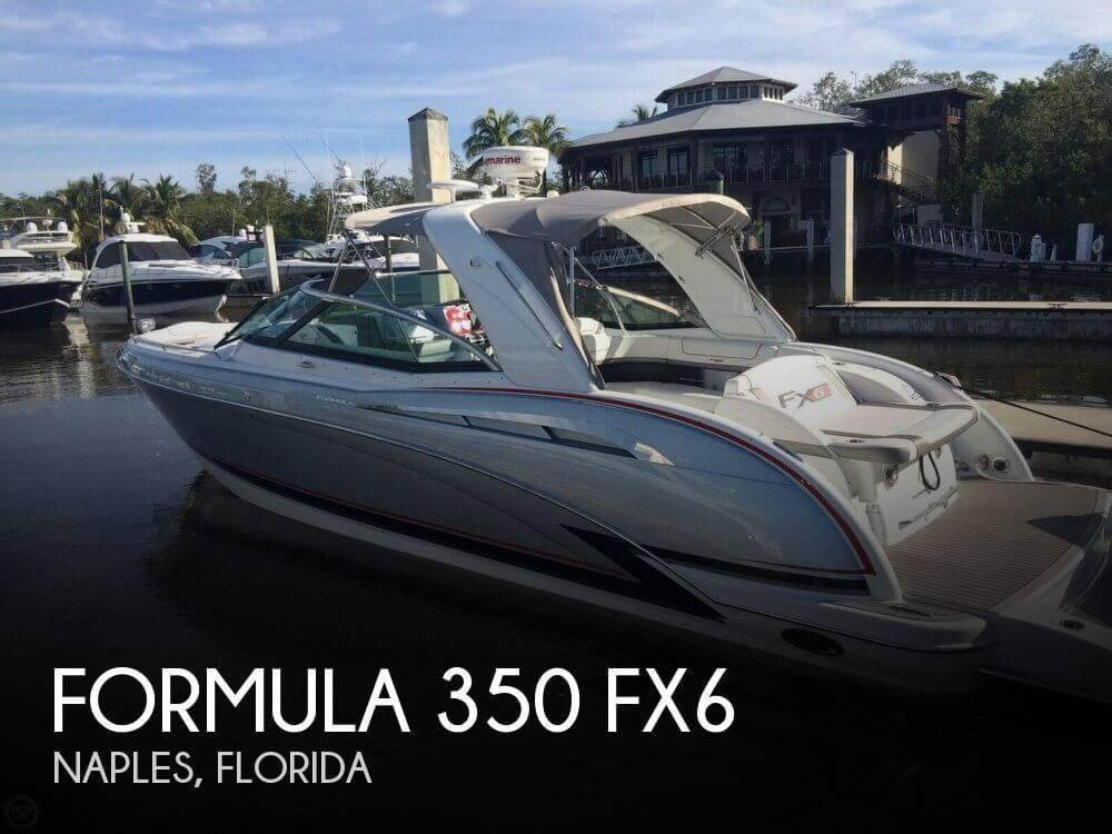 2014 Formula 350 FX6 - Photo #1