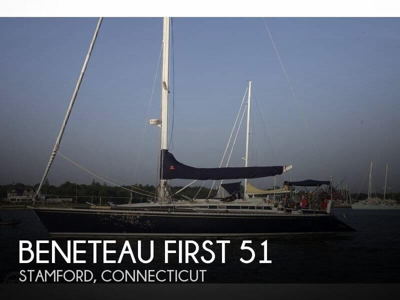 1989 BENETEAU FIRST 51 for sale