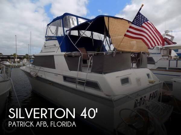 1984 Silverton 40 - Photo #1