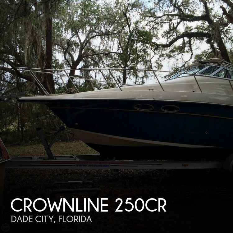 1993 Crownline 250CR - Photo #1