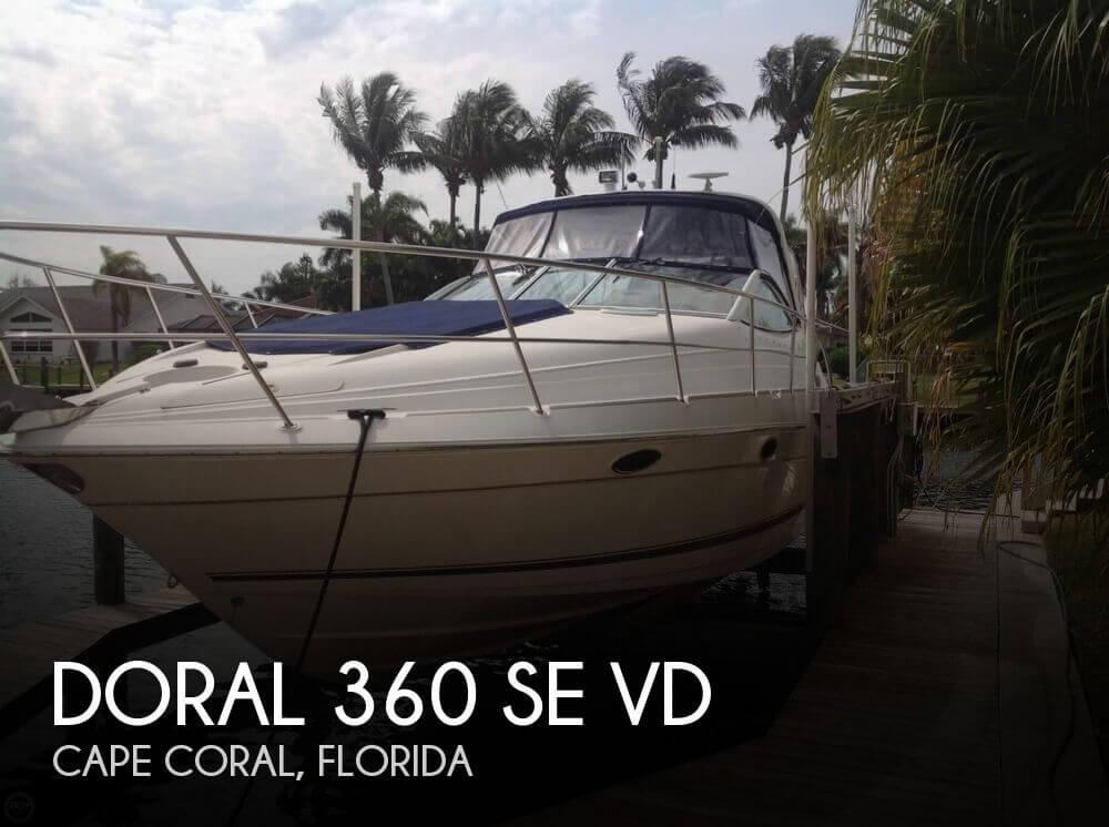 1999 DORAL INTERNATIONAL 360 SE VD for sale
