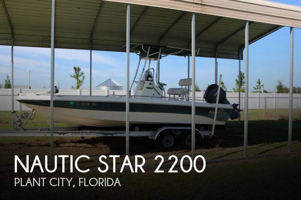 2005 NAUTIC STAR 2200 for sale