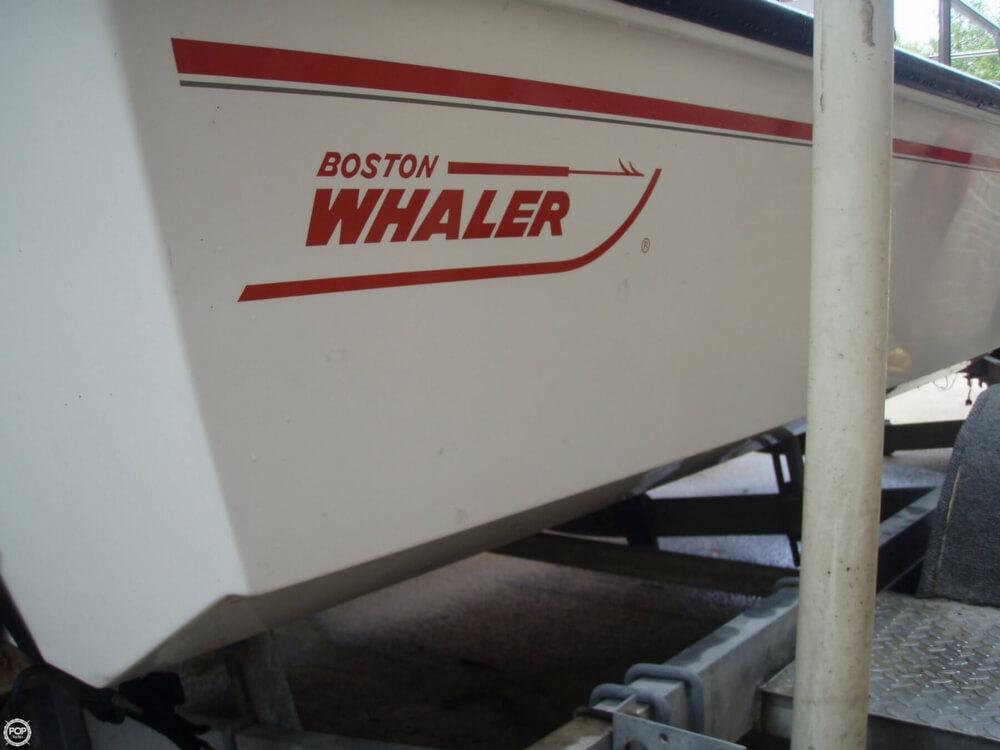 1996 Boston Whaler 17 Montauk - Photo #12