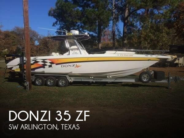 Donzi boats for sale donzi boats for sale by owner for Stock fish for sale texas